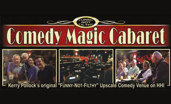 Comedy Magic Cabaret