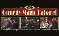 Comedy Magic Cabaret